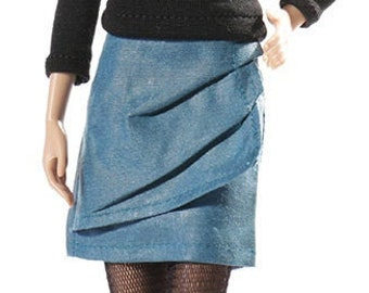 Handmade clothes for Barbie (skirt): Lolo