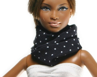 Doll clothes (scarf): Elodea