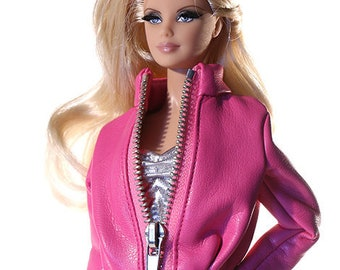 Handmade clothes for Barbie (jacket): Mersey