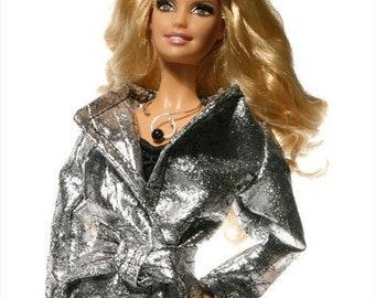 Handmade clothes for Barbie (jacket): Gimone