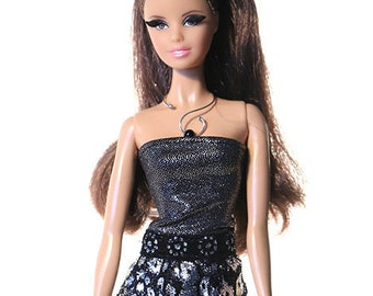 Barbie clothes (dress):  Sonya