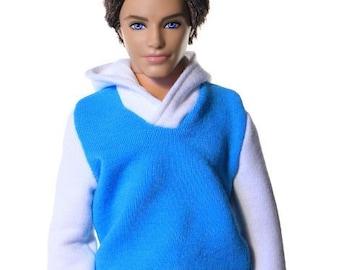 Ken clothes (sweater):  Logax