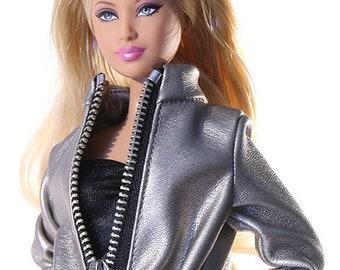 Handmade clothes for Barbie (jacket): Tatra