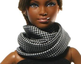 Doll clothes (scarf): Nesha