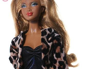 Handmade clothes for Barbie (jacket): Ahab