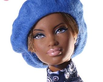 Doll clothes (hat): Tilla