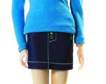 Momoko clothes (skirt): Marbella