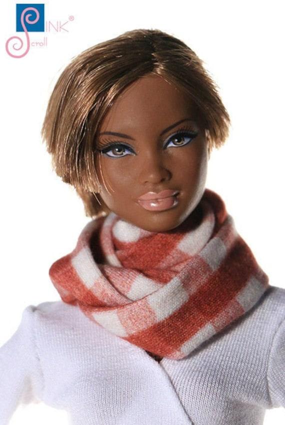 Calina doll clothes scarf