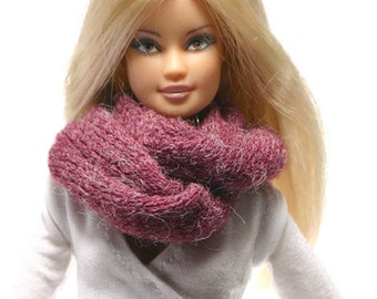 Doll clothes (scarf): Irlio