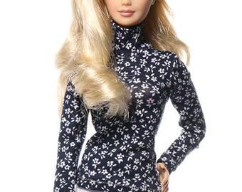 Handmade clothes for Barbie (sweater):Morena