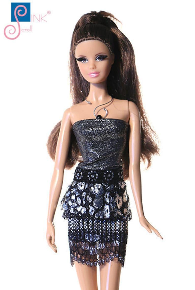9388dac3fd Barbie clothes dress  Sonya