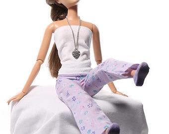 Handmade clothes for Barbie (pants): Willingen