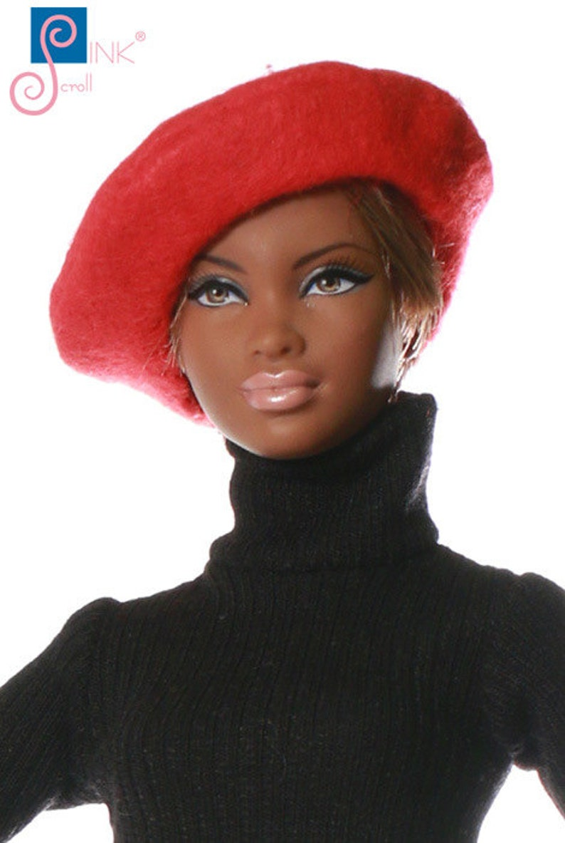 Doll clothes hat: Jill image 0