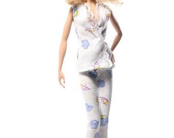 Doll clothes (pajamas): Jordan