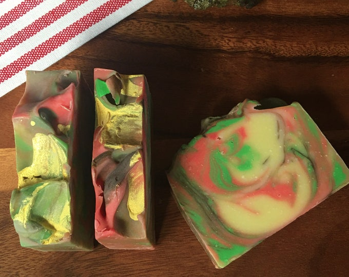 Cirus & Sage - All Natural Soap Handmade Soap Vegan Soap Fall Soap-