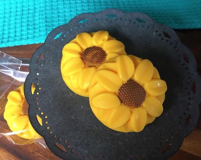 Balance & Glow Sunflower Wax Melts Wax Brittle Handmade Soy Vegan Highly Scented Wax Tarts Wax Melt - Easter Gift Easter-