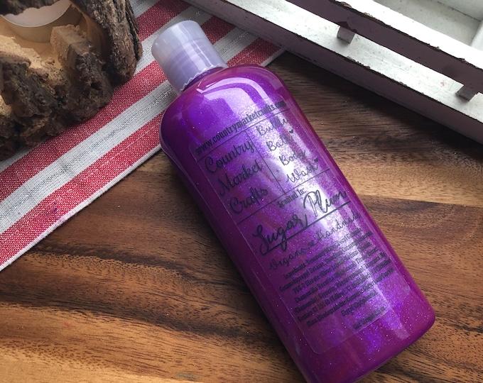 Sugar Plum - Liquid Bubble Bath Vegan Body Wash - 8.5 oz