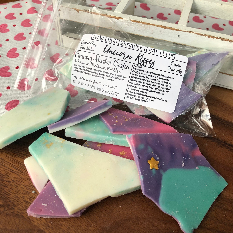 Handmade Wax Melt Brittle Wax melts