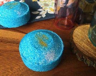 Mermaid Solid Shampoo Bar SLS Free - Vegan Friendly-
