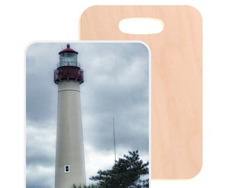 Cape May Lighthouse Luggage Tag
