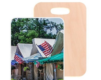 Ocean Grove Tents Luggage Tag