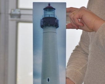 Limited Edition Metal Print - Cape May Light House