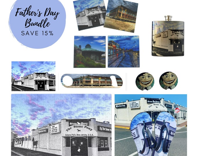 Featured listing image: Father's Day Gift Giver Bundle - Stone Pony