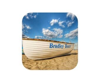 Bradley Beach Magnet