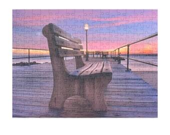 Puzzle & A Print : Sit n Sea