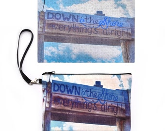 Puzzle In A Pouch : Down The Shore