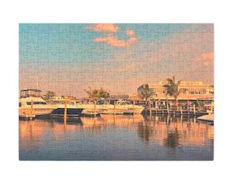 Puzzle & A Print : Monmouth Beach