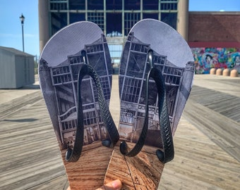 Asbury Park Casino Flip Flops