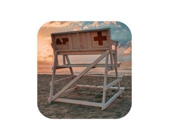Asbury Park Lifeguard Stand Magnet