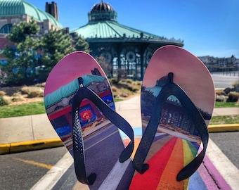 Asbury Park Flip Flops