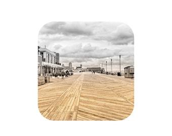 Dual Tone Boardwalk Magnet