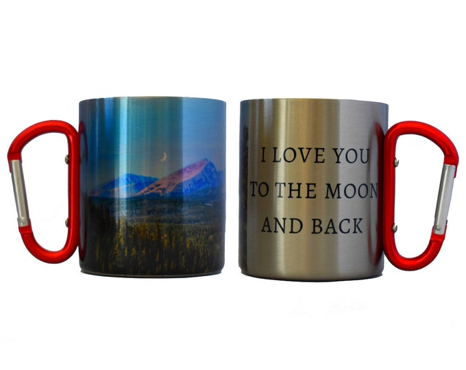 Featured listing image: I Love You To The Moon And Back