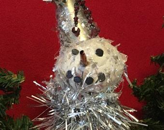 Party Hat Snowman