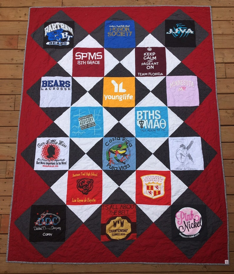 USA Women/'s Soccer World Cup Champions 2019 Quilt Blanket