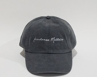 aa7904636 Kindness hat | Etsy