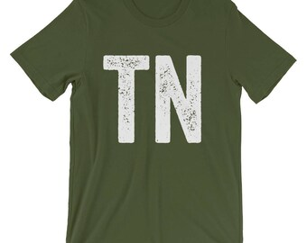 Tennessee shirt - unisex fit, TN state shirt