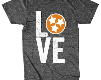 Tennessee flag shirt - State Shirt - TN Vol Shirt - State Flag