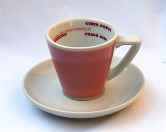 NEW! Special Edition - Giro Espresso Cup and Saucer