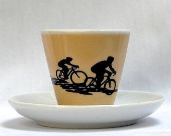 Spring Classics Espresso Cup and Saucer