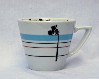Cappuccino-sized Cup - Velodrome