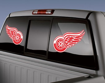 Detroit Red Wings decal 5c96154201