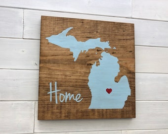 Michigan Home Decor