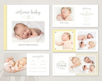 photo book template etsy