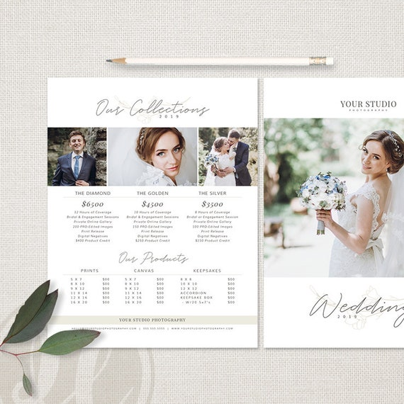 Wedding Photography Pricing.Wedding Photographer Price List Instant Download Wedding Photography Pricing Guide Template