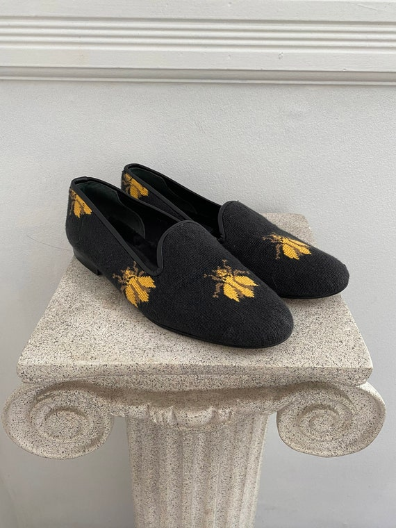 Bee Loafer Slippers ~ Size 7.5
