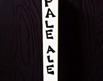 Dry Erase Beer Tap Handle